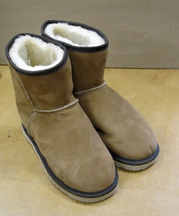 Short Classic Mini Sheepskin UGG Boot- Australian made Sheepskin Boot