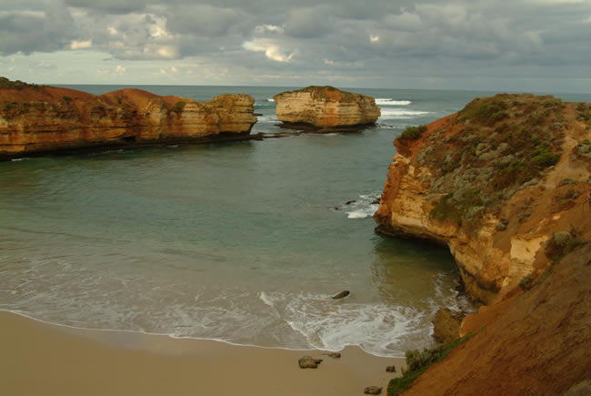 Bay of Martyrs, near Peterborough, Great Ocean Road, Victoria, Australia