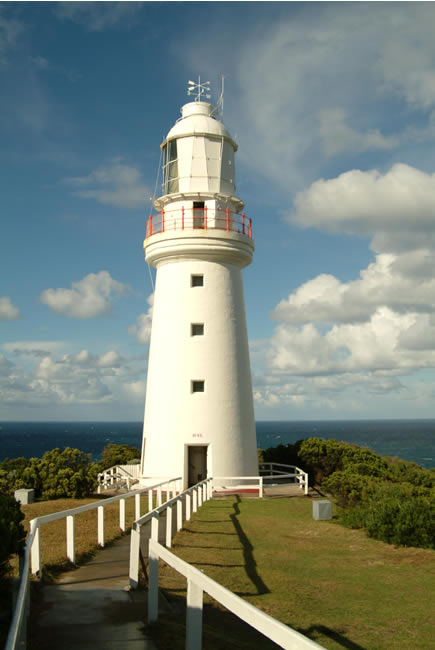 Morning, Cape Otway Lighthouse, Great Ocean Road, Victoria, Australia