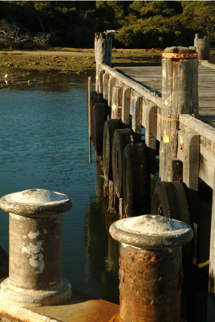 Jetty at Robe, South Australia