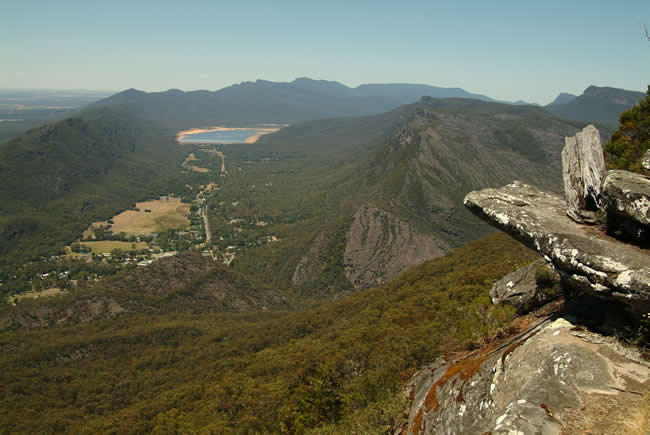 Halls Gap, The Grampians National Park (Gariwerd), Victoria, Australia