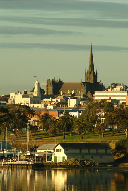 St Mary of the Angels Basilica, Geelong, Victoria, Australia