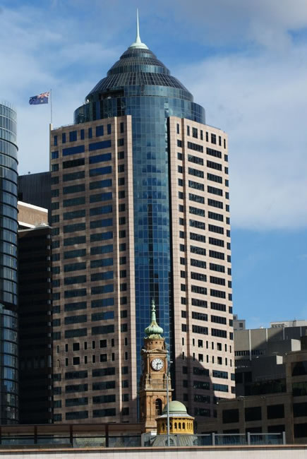 Old new buildings, Sydney, New South Wales, Australia