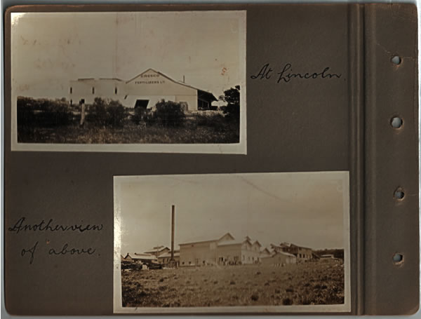 At Lincoln; Another view of the above. Parliamentary tour of the Eyre Peninsula, October 9-18, 1926