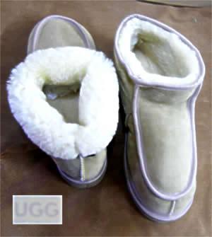 AussieSheepskin Short Alpine UGG Boot - Australian made