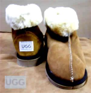 AussieSheepskin Short Half Boot UGG boot