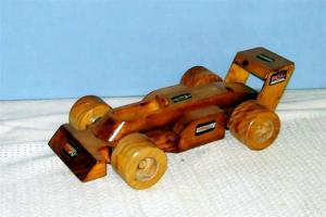 F1 Grand Prix Race Car - suitable for toddlers