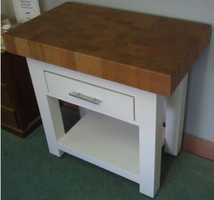 Barwon large solid hardwood or pine butcher block
