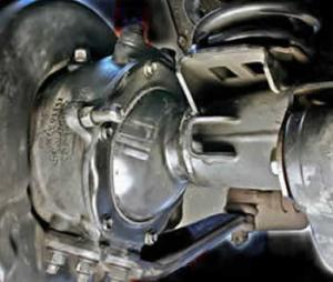 Contaminants that grind away at the housing and seals causing a full front end replacement are kept well at bay.